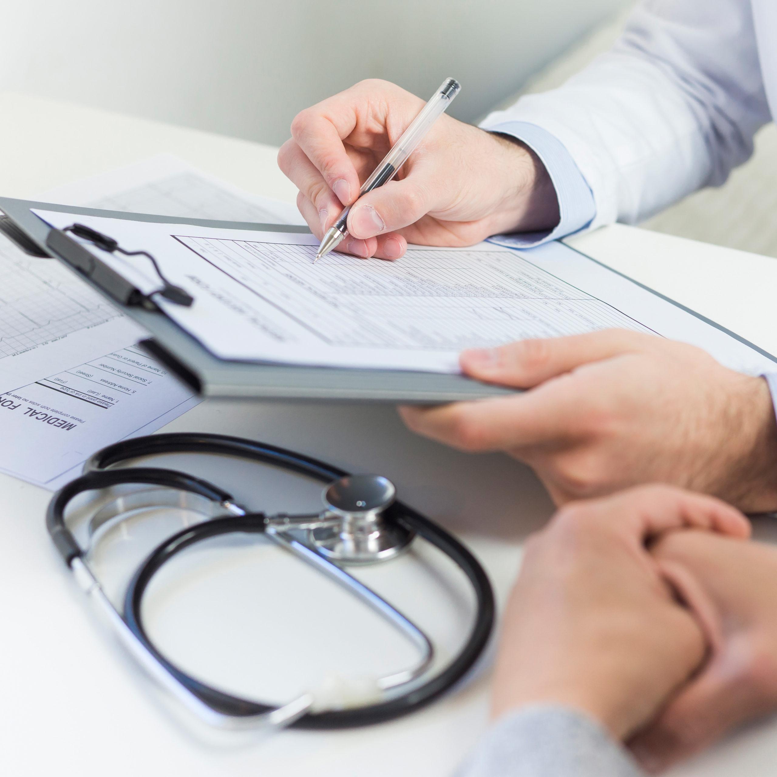 Vorsorge Hausarzt