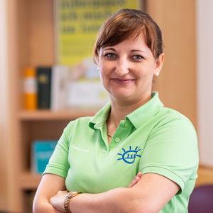 Ilona Zilke Hausarztpraxis Lehmann Rotenburg