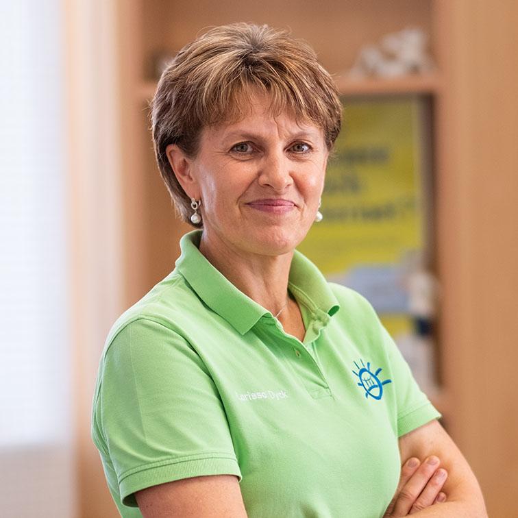 Larissa Dyck Hausarztpraxis Lehmann